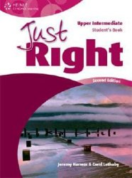 Just Right (2nd Edition) Upper-Intermediate Student's Book / Підручник для учня