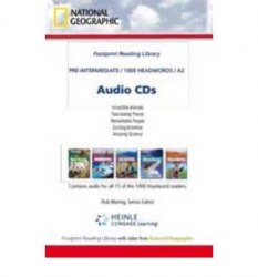 Footprint Reading Library 1000 A2 Audio CDs / Аудіо диск