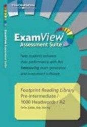 Footprint Reading Library 1000 A2 ExamView / Інтерактивний комп'ютерний диск