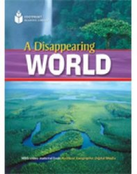 Footprint Reading Library 1000 A2 A Disappearing World