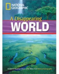 Footprint Reading Library 1000 A2 A Disappearing World with Multi-ROM