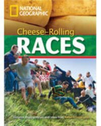 Footprint Reading Library 1000 A2 Cheese-Rolling Races with Multi-ROM