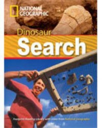 Footprint Reading Library 1000 A2 Dinosaur Search with Multi-ROM