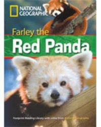 Footprint Reading Library 1000 A2 Farley the Red Panda with Multi-ROM