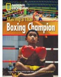 Footprint Reading Library 1000 A2 Making a Thai Boxing Champion