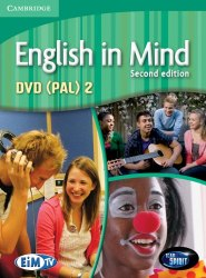 English in Mind 2 (2nd Edition) DVD / DVD диск