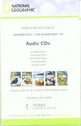 Footprint Reading Library 1300 B1 Audio CDs / Аудіо диск