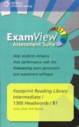Footprint Reading Library 1300 B1 ExamView / Інтерактивний комп'ютерний диск