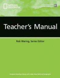Footprint Reading Library 1300 B1 Teacher's Book / Підручник для вчителя