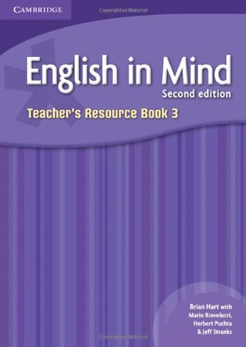 English in Mind 3 (2nd Edition) Teacher's Resource Book / Ресурси для вчителя