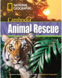 Footprint Reading Library 1300 B1 Cambodia Animal Rescue with Multi-ROM