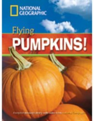 Footprint Reading Library 1300 B1 Flying Pumpkins