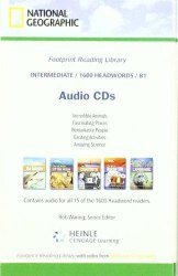 Footprint Reading Library 1600 B1 Audio CDs / Аудіо диск