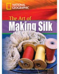 Footprint Reading Library 1600 B1 Art of Making Silk with Multi-ROM