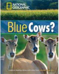 Footprint Reading Library 1600 B1 Blue Cows? with Multi-ROM