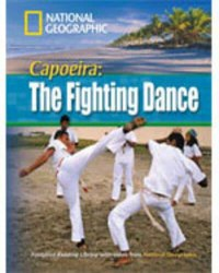 Footprint Reading Library 1600 B1 Capoeira: The Fighting Dance with Multi-ROM