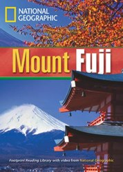 Footprint Reading Library 1600 B1 Mount Fuji