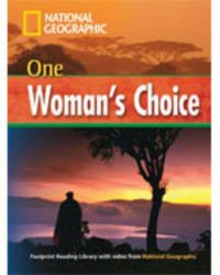 Footprint Reading Library 1600 B1 One Woman's Choice with Multi-ROM