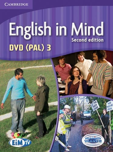 English in Mind 3 (2nd Edition) DVD / DVD диск
