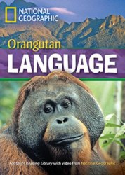 Footprint Reading Library 1600 B1 Orangutan Language