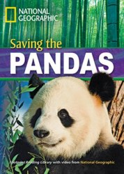 Footprint Reading Library 1600 B1 Saving the Pandas
