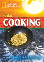 Footprint Reading Library 1600 B1 Solar Cooking