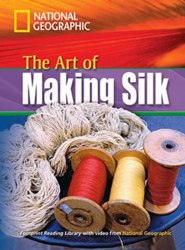 Footprint Reading Library 1600 B1 The Art of Making Silk