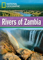 Footprint Reading Library 1600 B1 The Three Rivers of Zambia