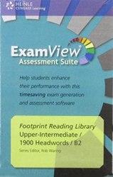 Footprint Reading Library 1900 B2 ExamView / Інтерактивний комп'ютерний диск