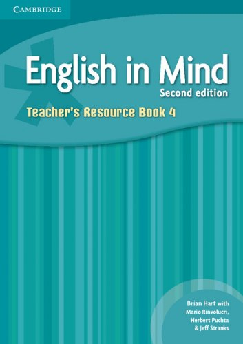 English in Mind 4 (2nd Edition) Teacher's Resource Book / Ресурси для вчителя
