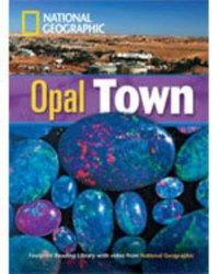 Footprint Reading Library 1900 B2 Opal Town with Multi-ROM