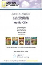 Footprint Reading Library 2200 B2 Audio CDs / Аудіо диск