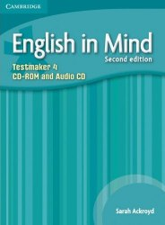 English in Mind 4 (2nd Edition) Testmaker CD-ROM/Audio CD / Диск для встановлення