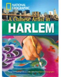 Footprint Reading Library 2200 B2 A Chinese Artist in Harlem with Multi-ROM