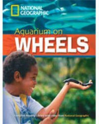Footprint Reading Library 2200 B2 Aquarium on Wheels with Multi-ROM