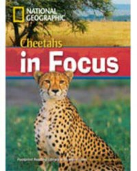 Footprint Reading Library 2200 B2 Cheetahs in Focus! with Mulri-ROM