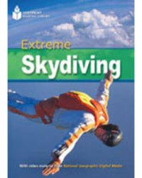 Footprint Reading Library 2200 B2 Extreme Skydiving with Multi-ROM