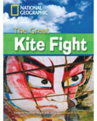 Footprint Reading Library 2200 B2 Great Kite Fight with Multi-ROM