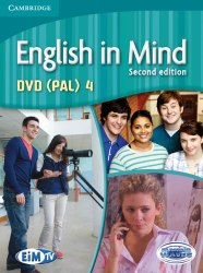 English in Mind 4 (2nd Edition) DVD / DVD диск