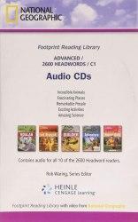 Footprint Reading Library 2600 C1 Audio CDs / Аудіо диск