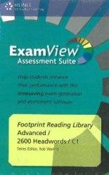 Footprint Reading Library 2600 C1 ExamView / Інтерактивний комп'ютерний диск