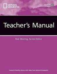 Footprint Reading Library 2600 C1 Teacher's Book / Підручник для вчителя