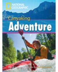 Footprint Reading Library 2600 C1 Canyaking Adventure with Multi-ROM