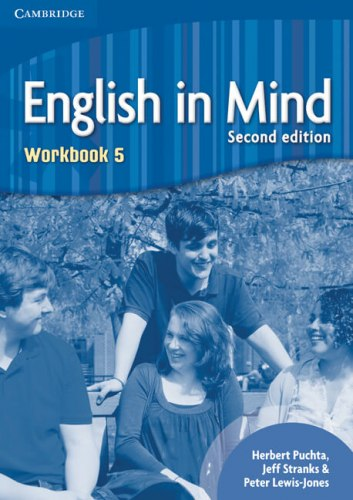 English in Mind 5 (2nd Edition) Workbook / Робочий зошит