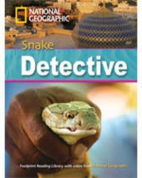 Footprint Reading Library 2600 C1 Snake Detective