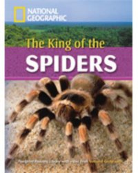 Footprint Reading Library 2600 C1 The King of Spiders