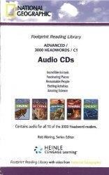 Footprint Reading Library 3000 C1 Audio CDs / Аудіо диск