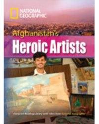 Footprint Reading Library 3000 C1 Afghanistan's Heroic Artists