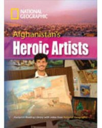 Footprint Reading Library 3000 C1 Afghanistan's Heroic Artists with Multi-ROM