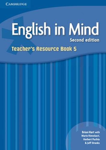 English in Mind 5 (2nd Edition) Teacher's Resource Book / Ресурси для вчителя